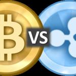 徹底比較!Bitcoin(ビットコイン)とGoogleが出資したRipple(リップル)との違い