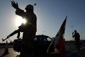 Iraqi National Guards Increase Presence In Baghdad