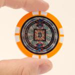 日本初の手に握れる実際のビットコイン「悟コイン(サトリコイン)」